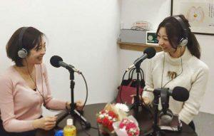 活動実績 メディア・ラジオ出演